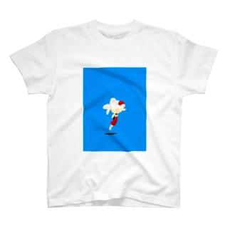 つかまえた! T-shirts