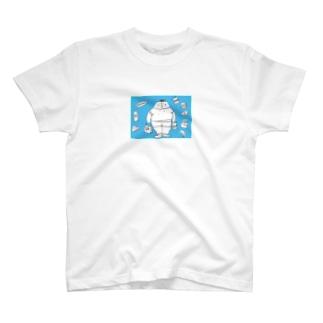 太っちょくん T-shirts