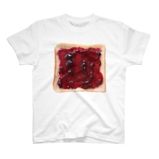 ジャムパン01 T-shirts