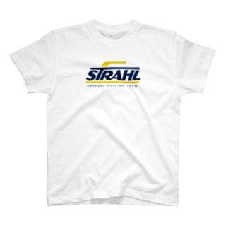 STRAHLタイポ T-Shirt