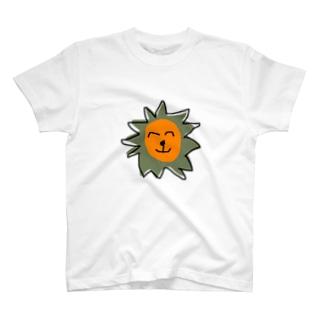 TOMandJIMMYのやさしいらいおん T-shirts