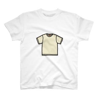 無地Tシャツ T-shirts