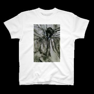 夜は眠ろう。のconfusion T-shirts