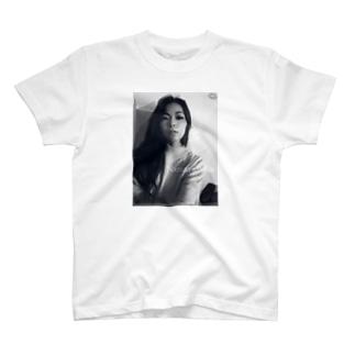@kyuu.21 美女T北海道 T-shirts
