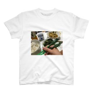 トリケラトプス? T-shirts