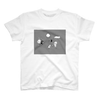 宇治抹茶 T-shirts