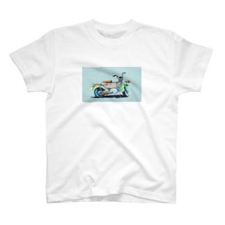 もーたーばいく T-shirts