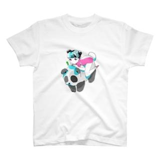 チャイナ T-shirts