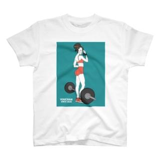 デッドリフトちゃん T-shirts