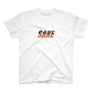 鮭 T-shirts
