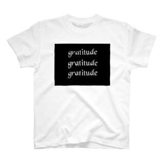 gratitude T-shirts