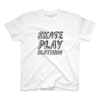SKATE PLAY G T-shirts