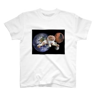 宇宙のMATAWARI T-shirts