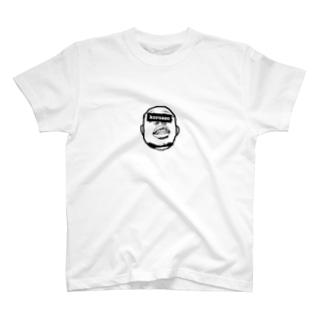 例のコロッソ君 T-shirts