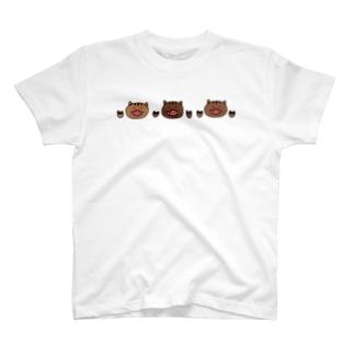 244 T-shirts