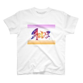 アート文字【和】 T-shirts