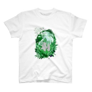 散歩道 T-shirts