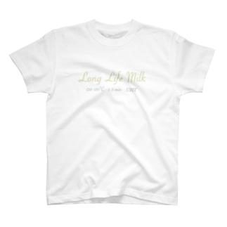 LL牛乳 T-shirts