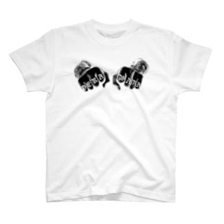 DERAWAYA こぶし Tシャツ T-shirts