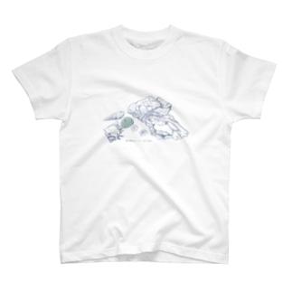 貝殻 T-Shirt