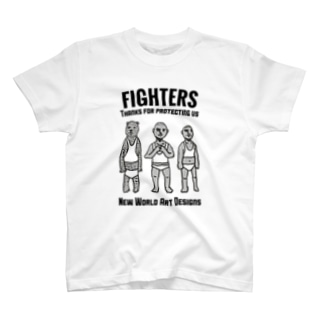 FIGHTERS T-shirts