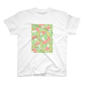 DOTEKKOのDOT..KINOKO T-shirts