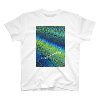 Happy Knitting Stripes T-shirts
