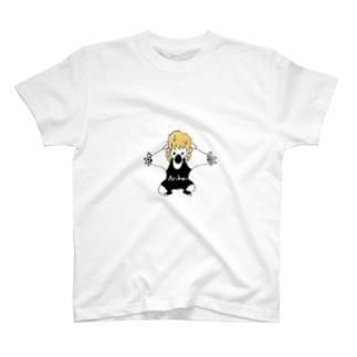 せきとめアリクイちゃん T-shirts