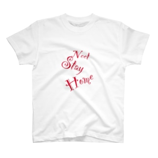 NEETSTAYHOME T-shirts