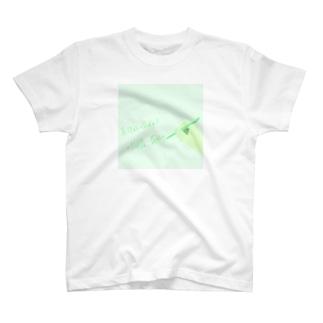 グリーン T-shirts