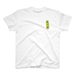 スケートボード T-shirts
