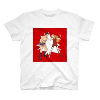 じごく突き T-shirts
