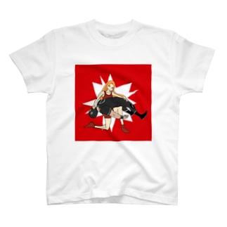 バックブリーカー T-shirts