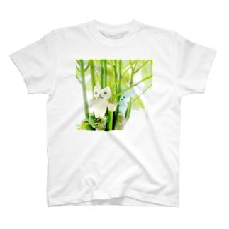 ひとやすみ T-shirts