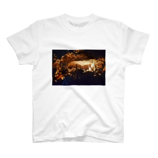 鍾乳洞 T-shirts