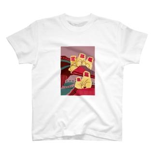 ニホンザル T-shirts