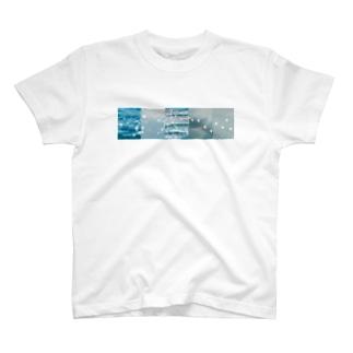 海と星 T-shirts