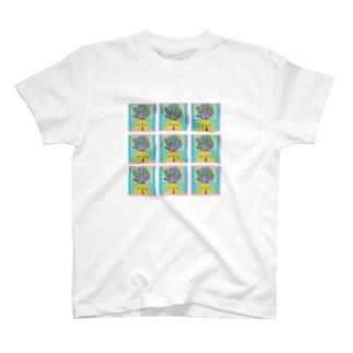 安藤さんのいとこ(ナイン) T-shirts