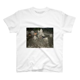 夜中の公園~Halloween2020~ T-shirts