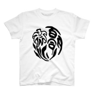 『ユリの花』 T-shirts