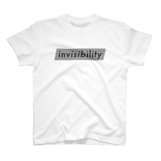 INVISIBILITY T-shirts