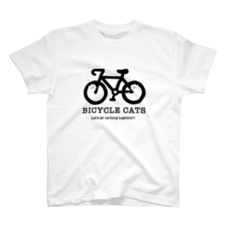 BICYCLE CATS T-Shirt