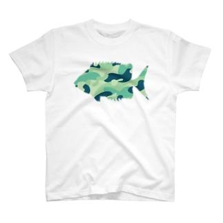 カーエー02 T-shirts