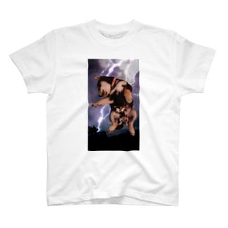 黒柴支部長 T-shirts