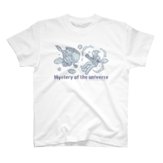 Mystery of the universe T-shirts