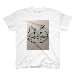 ニャンコ〜 T-shirts