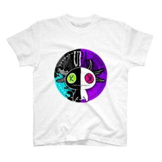 ロックなUPA T-shirts