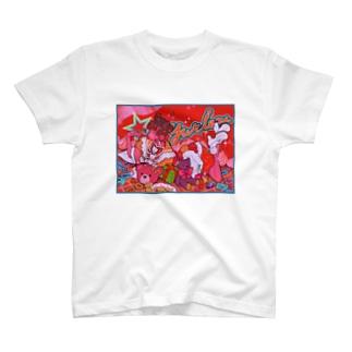 ゆりえるバースデー T-shirts
