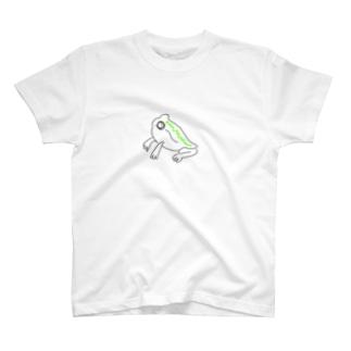 天かえる T-shirts