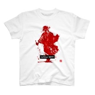 SAMURAI 「桜花ノ理」 T-shirts